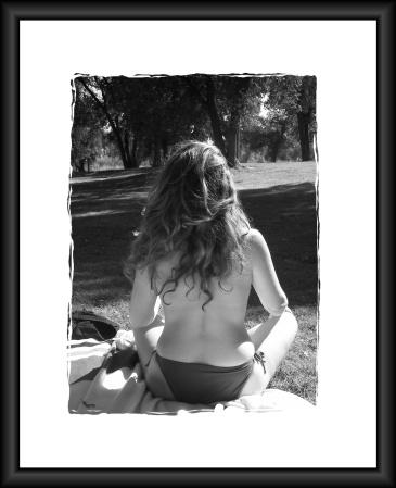 my-back-blk-wht-framed